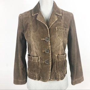 Abercrombie and Fitch Women's Corduroy Jacket